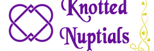 Knotted Nuptials Logo